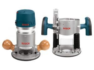 Bosch 1617EVSPK - 2.25 HP Plunge and Fixed Base Router Combo Kit