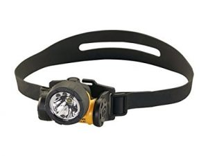 Streamlight 61025 Trident HAZ-LO Division 1 Headlamp, White LED/Yellow