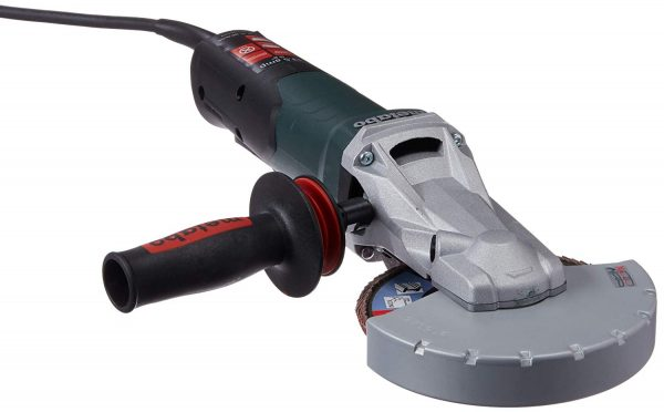 Metabo WEPF 15-150 Quick (613084420) Flat-Head Angle Grinder