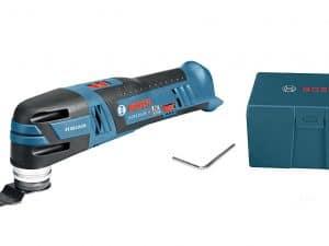 Bosch GOP12V-28N 12V Max EC Brushless Starlock® Oscillating Multi-Tool (Bare Tool)