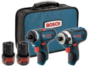 Bosch CLPK27-120 - 12 V Max 2-Tool Litheon™ Cordless Combo Kit