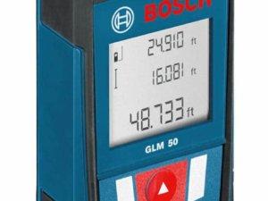 Bosch GLM 50 - 165 Ft. Laser Distance Measurer