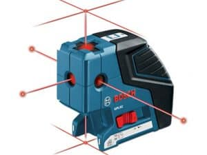Bosch GPL5C - 5 Point Alignment Self-Leveling Laser Level