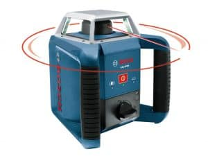 Bosch GRL400H - Self-Leveling Rotary Laser