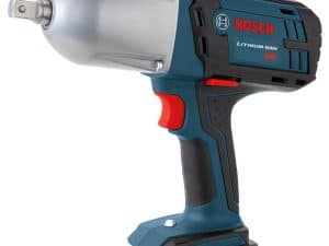 Bosch HTH181B - 18 V High Torque Impact Wrench with Pin Detent - Bare Tool