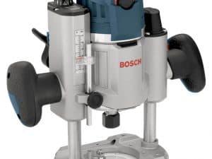Bosch MRP23EVS - 2.3 HP Plunge Base Router