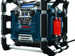 Power Box Jobsite AM/FM Radio/Charger/Digital Media Stereo with Bluetooth®
