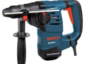 Bosch RH328VCQ - 1-1/8 In. SDS-Plus Rotary Hammer with Quick Change Chuck System
