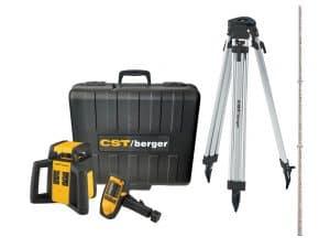 CST/Berger RL25HCK - Self Leveling Rotary Laser Level Kit