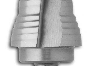 Bosch SDH10 - 1/4 In. to 1-3/8 In. High Speed Steel Step Drill Bit