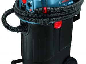 14-Gallon Dust Extractor with Auto Filter Clean and HEPA Filter