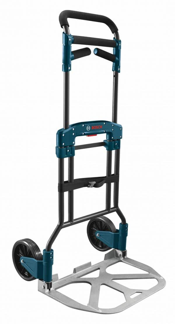 Heavy-Duty Folding Jobsite Mobility Cart