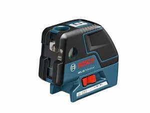 GCL25 Self Leveling 5-Point Alignment Laser with Cross-Line and L-BOXX Storage Case