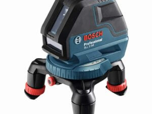 Bosch GLL 3-50 Three Line Laser with Layout Beam and L-Boxx