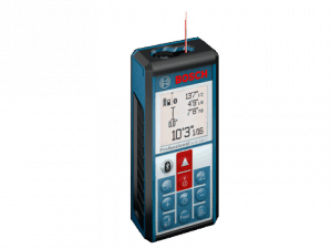 GLM100C Laser Measure with Bluetooth Wireless Technology