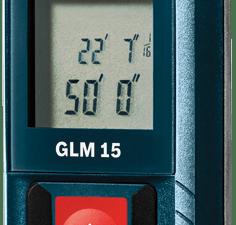 GLM15 50 Ft. Laser Measure