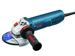"""Bosch GWS13-50VSP High-Performance Angle Grinder Variable Speed with Paddle Switch, 5"""""""