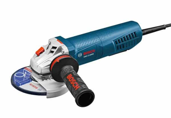 """Bosch GWS13-60PD High-Performance Angle Grinder with No-Lock-On Paddle Switch, 6"""""""