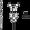 Bosch HSA-HS Universal Quick Change Arbor with High-Speed Steel Pilot Bit
