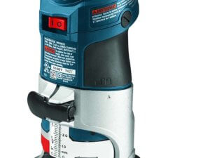 Bosch PR20EVS Colt Electronic Variable-Speed Palm Router