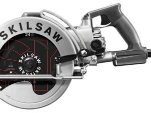 SKILSAW SPT78W-01 15-Amp 8-1/4-Inch Aluminum Worm Drive Circular Saw