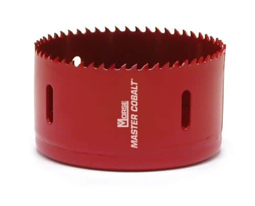 Morse 3 5/8 BI-METAL HOLE SAW