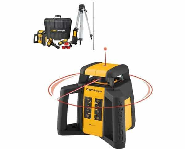 Horizontal/Vertical Rotary Laser Kit
