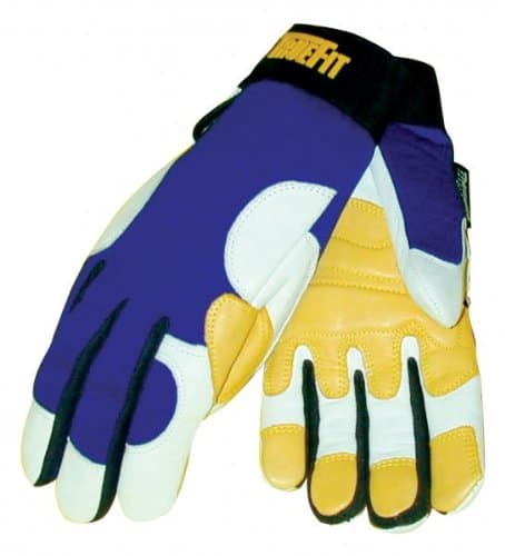 John Tillman 14952XL Tillman XX-Large Gold and Pearl True Fit Ultra Top Grain Goatskin Thinsulate Lined Cold Weather Gloves