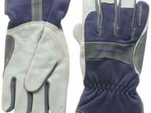 Revco T50 Men's Tigster Flame Resistant Welding Gloves Blue/White