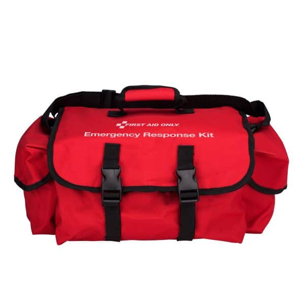 First Responder Kit, 151 Piece, Fabric Case