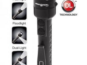 Intrinsically Safe Permissible Dual-Light™ Flashlight