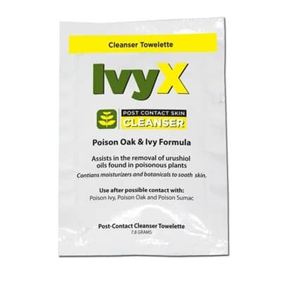 Ivy X Post-Contact Skin Cleanser