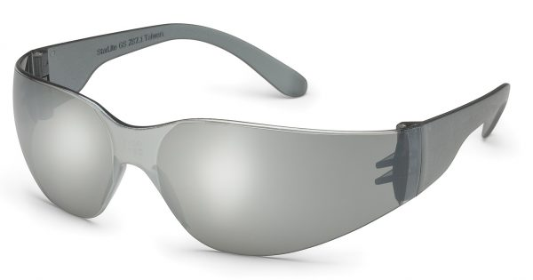 Starlite Safety Glasses - Silver Mirror