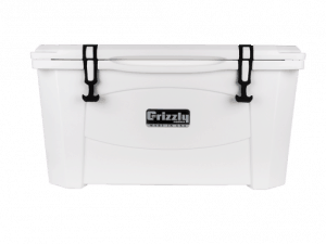 GRIZZLY 60 COOLER WHITE