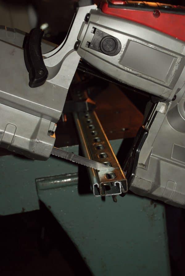 """Morse 24TPI, 10"""" Length, 1/2"""" Width Hack Saw Blade - 10/Pack"""