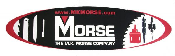 Morse 4   CARBIDE GRIT   HOLE SAW