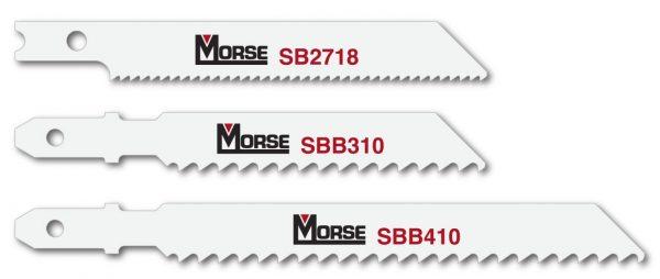 Morse T-SHANK  JIG SAW BLADE  ASSORTMENT